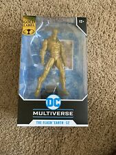 McFarlane Toys  DC Multiverse Gold Label  Red Death The Flash Earth