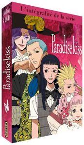 Paradise Kiss - Intégrale (3 DVD) NEUF -VF et japonaise, sous-titres en français