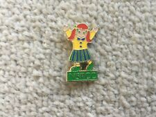 NSPCC National Society for Prevention of Cruelty to Children Enamel Lapel Badge