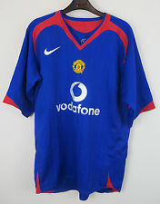 Nike Manchester United Away Football Shirt Kids Soccer Jersey Boys XL 14 13-15