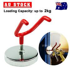 Gravity Spray Gun Holder Magnetic Stand Paint Shop Spray Tool Heavy Duty AU