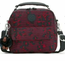 Kipling Candy Stripy floral Convertible backpack