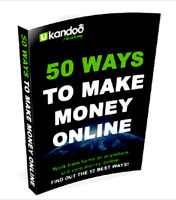 Over 50 Ways of earn Money Online eBook PDF with Resell Right