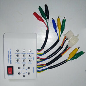 Tester Set 24-96V Motor Controller Brushless Hall Detector Multi-function