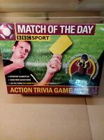 Match Of The Day BBC Sport Action Trivia Game - Second Season - New & Sealed