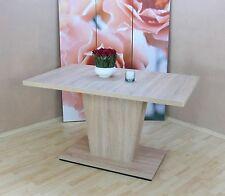 Esstisch mit Auszugfunktion Esszimmertisch Tisch Farbe: Eiche Sonoma Sägerauh