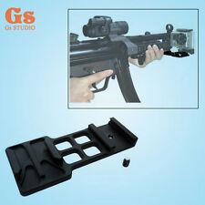20mm Picatinny Gun Rail Mount for GoPro Hero2 /3+/4 Camera
