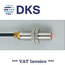 IFM IFS272 Inductive Sensor M12 DC PNP NO 4mm cable 5m 000274