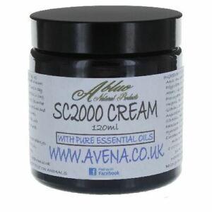 Sciatica Cream Nerve Fibre Pain Muscle Spasms Relief Essential Oils 120ml New