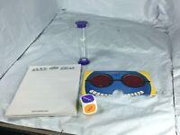 Secret Decoder Mask, Timer, Pad & Dice Replacement Part for Cranium Cadoo Game