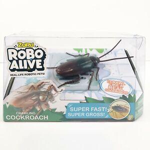 Zuru Robo Alive Cockroach-Real Live Robotic Pet