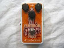 Used Electro-Harmonix EHX Flatiron Fuzz Guitar Effects Pedal