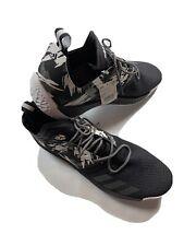Adidas James Harden Vol.2 Basketball Shoes Black/White AH2217 Mens Size 18 US