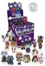 Funko Disney Mystery Minis Vinyl Mini Figures 6 Cm Villains - 1 X Blindbox