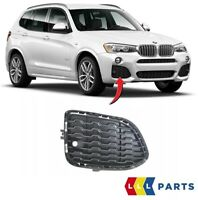 NEW BMW GENUINE X3 X4 SERIES FRONT BUMPER FOG LIGHT COVER GRILL RIGHT O/S