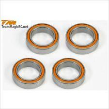 10x15x4mm Bearing Orange #151015O (RC-WillPower) TeamMagic E4D/G4JR/G4RS
