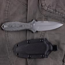 Russisches Taktisches Messer - Grave Micarta N.C. Customs