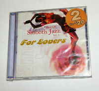 Best of Smooth Jazz For Lovers Vol. 4~Audio CD~New Sealed