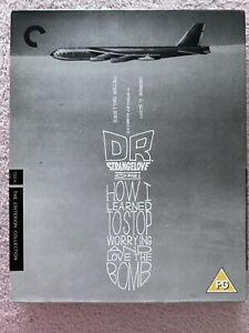 Dr Strangelove [Criterion] [1964] (Blu-ray) Stanley Kubrick, Sterling Hayden