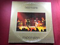 B4-37 DEEP PURPLE Made In Japan ... DOUBLE LP ... 1973 ... 2WS 2701