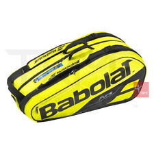 Babolat Pure Aero X9 Racket Bag - Yellow/Black