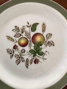 Vintage 60's Alfred Meakin Plates 4 side 4 dinner Hereford design