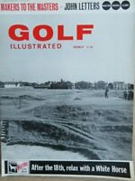 Old Course Prestwick Golf Club: Golf Illustrated Magazine 1965