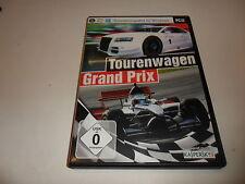 PC   Tourenwagen & Grand Prix Simulator