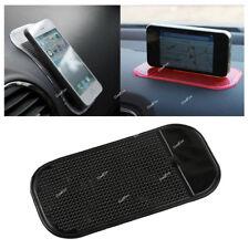 Schwarz Auto Dashboard Klebrige Pad Anti Slip Matte für Handy Smartphone Halter