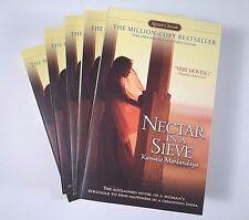 Lot (5) NECTAR in a SIEVE by Kamala Markandaya NEW Signet Classic paperbacks