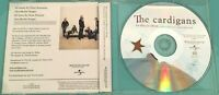 The Cardigans For What It's Worth.... Promo 2003  CD single Free Postage