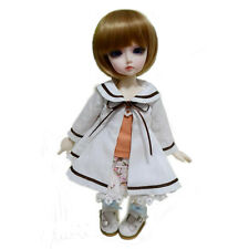 [wamami]124#White 3pc Dress/Clothes/Outfit 1/4 AOD MSD DOD BJD Dollfie