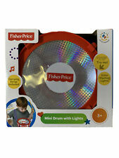 Fisher Price Mini Drum with Lights 3+