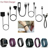 USB Charger Charging Cable For Fitbit Charge 2 Alta Blaze HR Surge Flex 2 Force