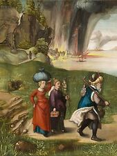 Albrecht Durer Alemana Lote sus hijas Antiguo Arte Pintura Cartel bb4775a