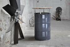 Stehtisch Bistrotisch aus 200 Liter Neu Fass Pulverbeschichtet Oelfass Barrel