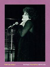 PHOTO DE PRESSE : LA CHANTEUSE & COMÉDIENNE COLETTE RENARD, 1983 - M153