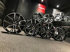 "Ex Display 18"" VW Golf GTD Santiago Style Alloy Wheels Golf Tiguan + more"