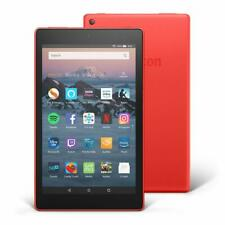 Fire HD 8 Amazon Tablet Kindle - 16 GB RED UK Model Brand New Sealed UK
