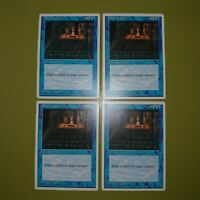 Steal Artifact x4 - Fourth Edition 4th - Magic the Gathering MTG 4x Playset