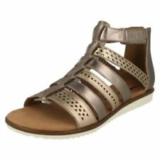 283753ed455a7 Clarks Women s Gladiator Sandals