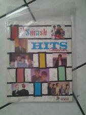 The SMASH HITS COLLECTION-adesiva album di PANINI - - poco attaccato-RAR
