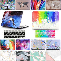 """2in1 Matt Hard Protective Case + Keyboard Cover for Macbook Air Pro 11 13 15 """""""