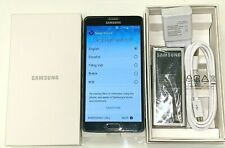 Samsung Galaxy Note 4 N910V CDMA Verizon 32GB (GSM Unlock) 4G LTE Black Open Box