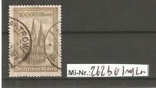 Deutsches Reich Mi-Nr.: 262 b  sauber gestempelt geprüft Infla