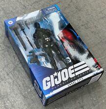 DEC198100-02: Hasbro GI Joe Classified Series Snake-Eyes 6 Inch Action Figure