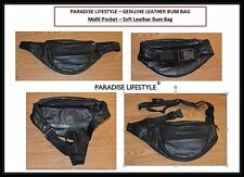 Paradise Lifestyle Bum Bag Money Belts Pouches Handbags Mobile Black Bumbags New