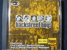 Backstreet Boys for the Fans CD 3 [Audio CD] Backstreet Boys