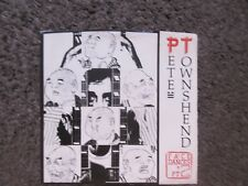 "PETE TOWNSHEND ""FACE DANCES PT.2""+""MAN WATCHING"" 1982 ATCO W/PS OOP 7"" NM/EX"