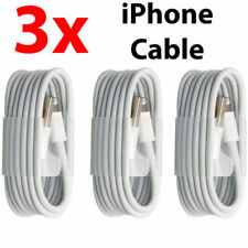 New Lightning Charger USB Data Cable For Apple iPhone 5 6 7 8 ( 3 pack ) 1 meter